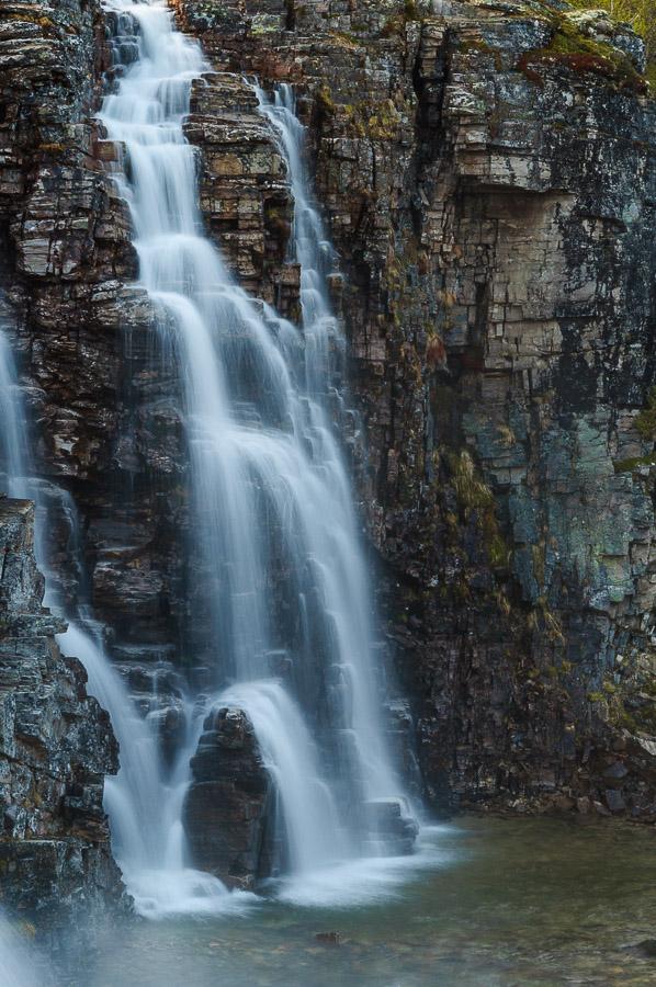 Storulfossen Rondane Nasjonalpark