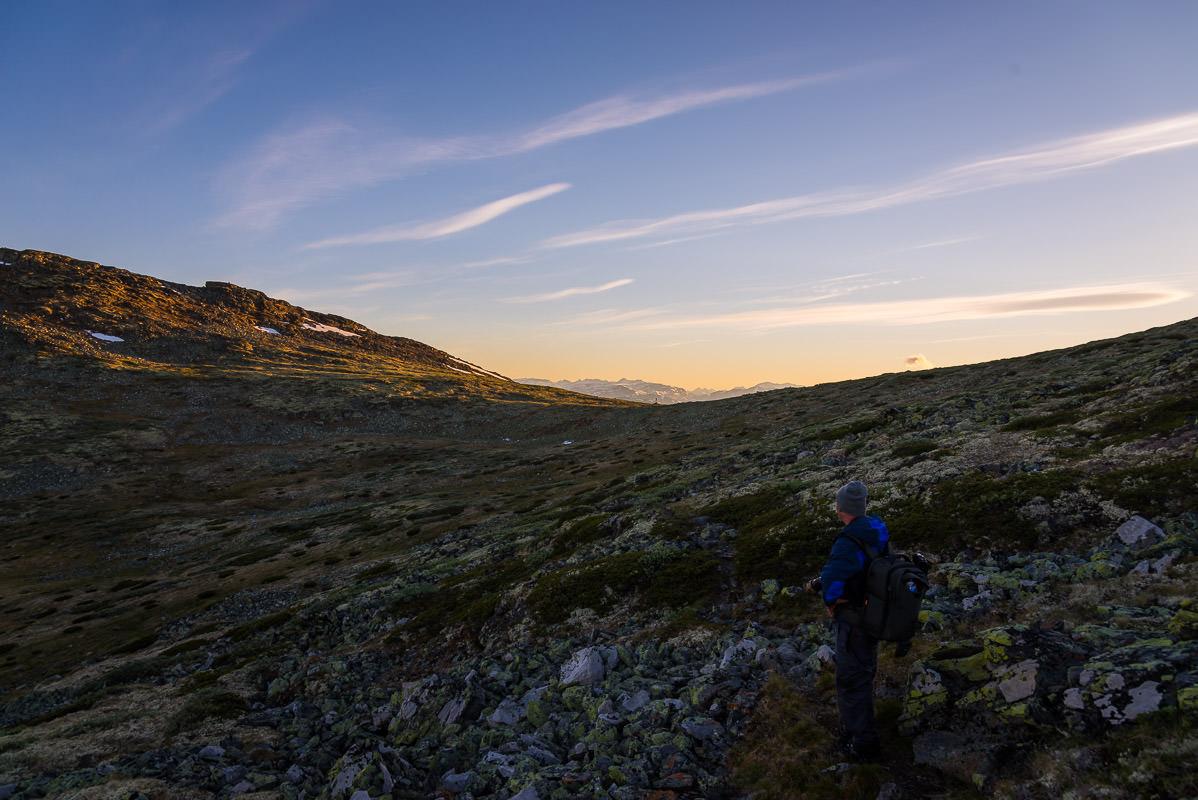 Rutenfjellet Landscape