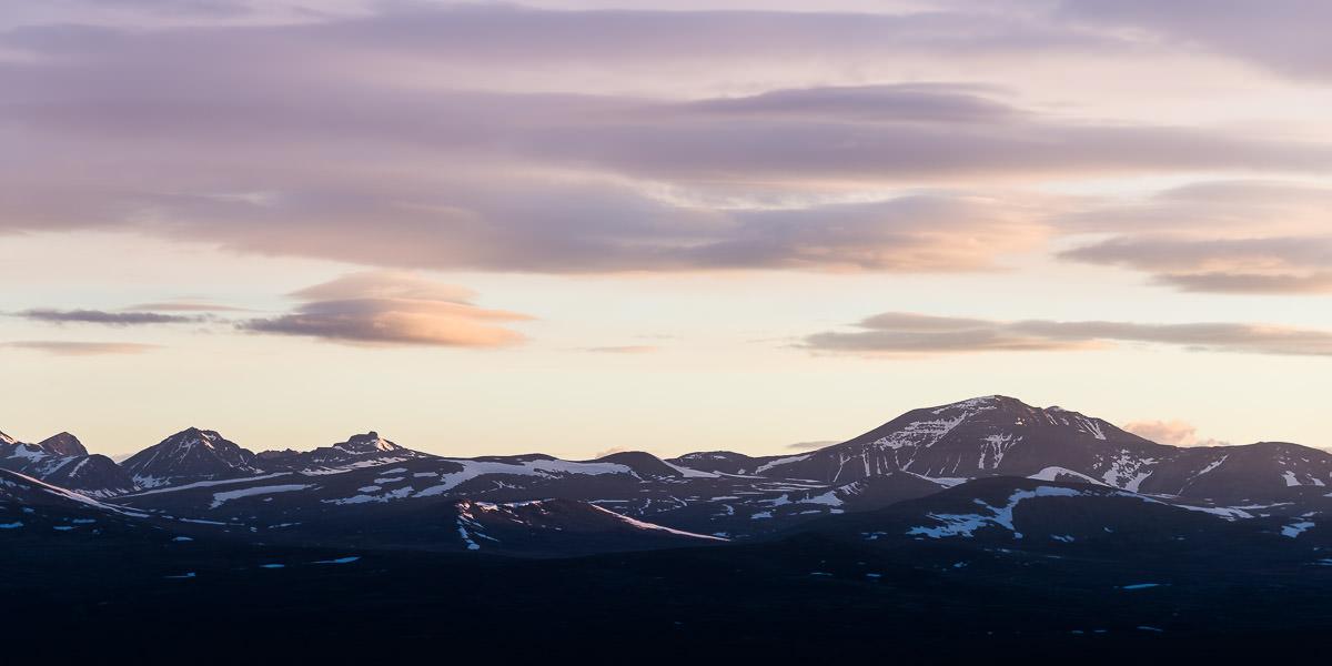 Venabygdsfjellet - Oppland