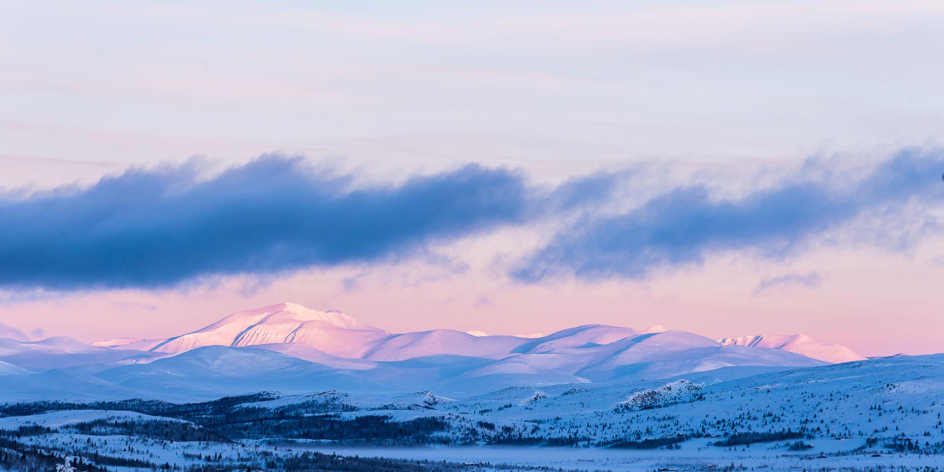 Rondane Venabygdsfjellet