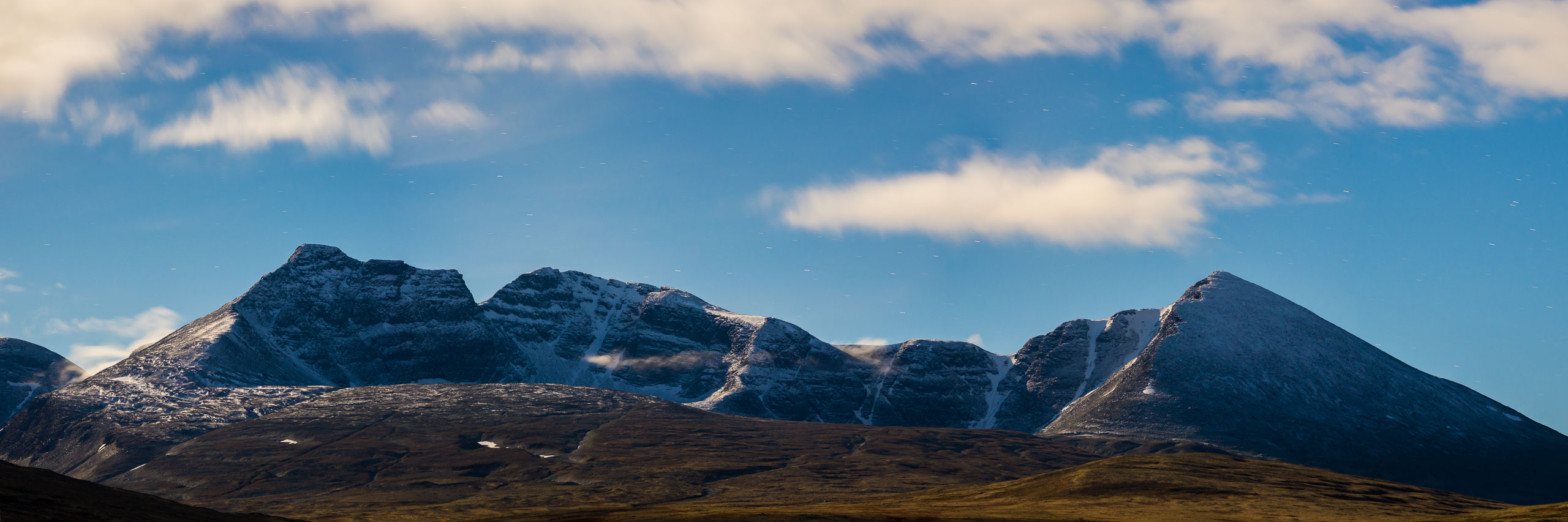Rondane mountains