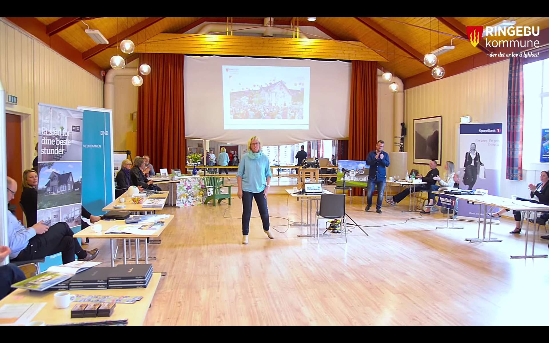 Bo- og byggmesse Ringebu kommune