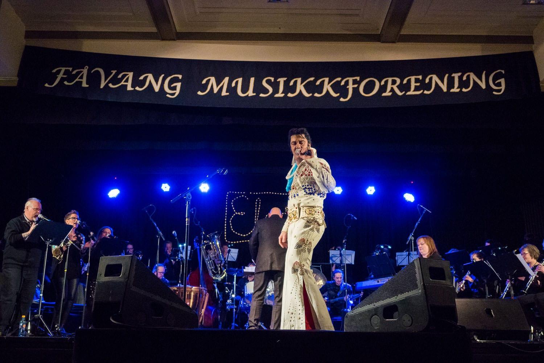 Kjell Elvis Fåvang musikkforening
