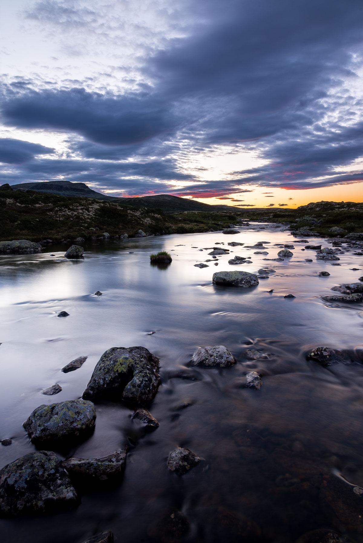 Muvatnet. Oppland Norway