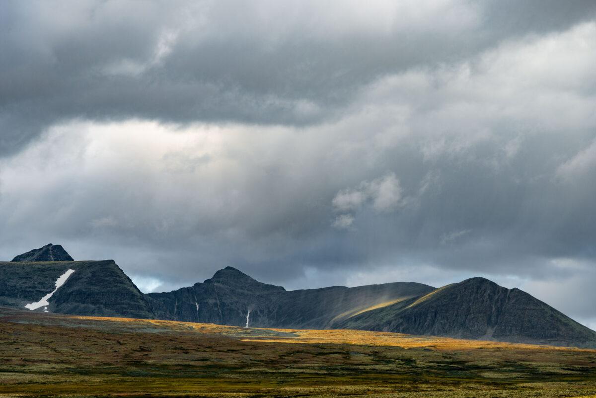 Randen mountain