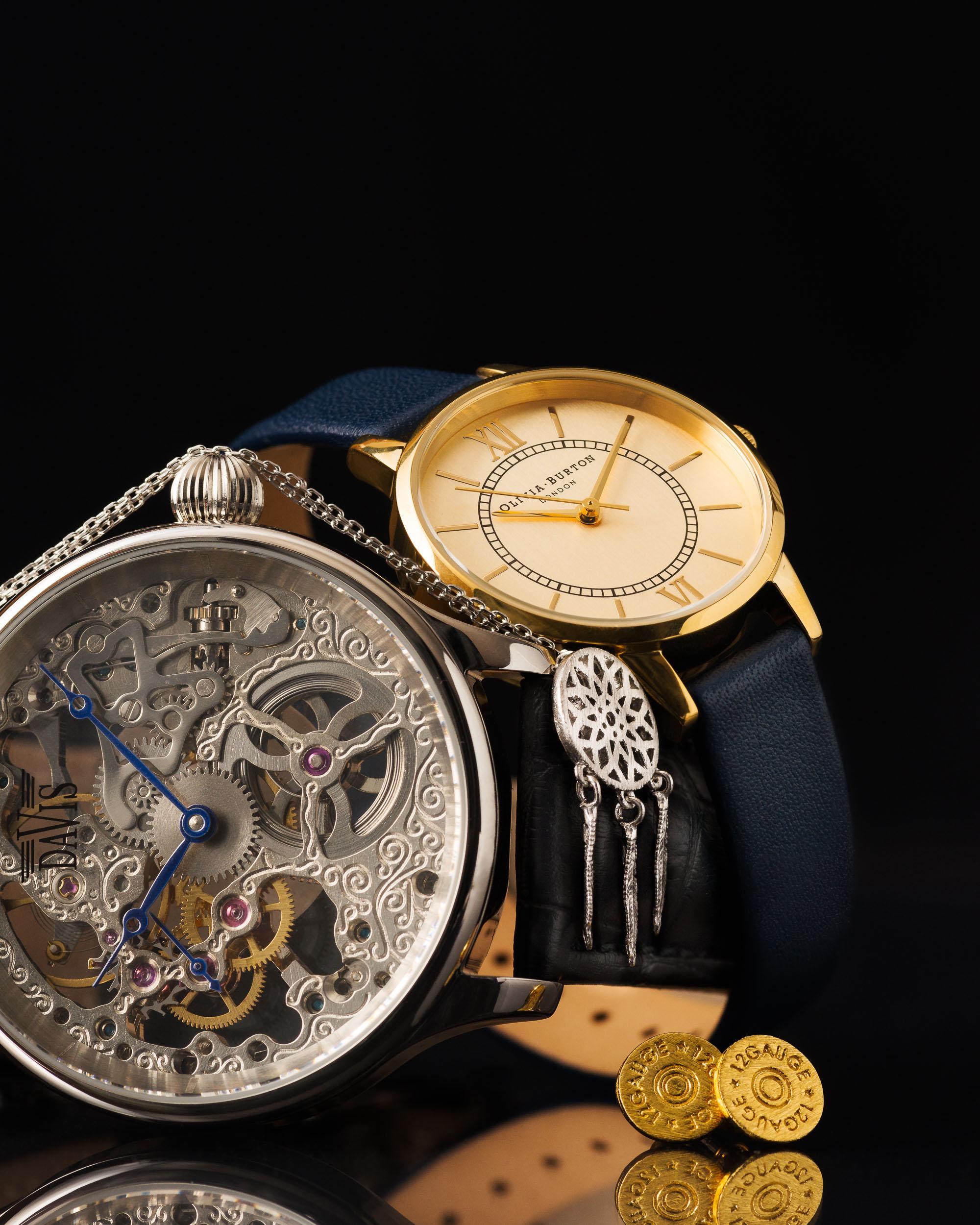 Smykker og klokker