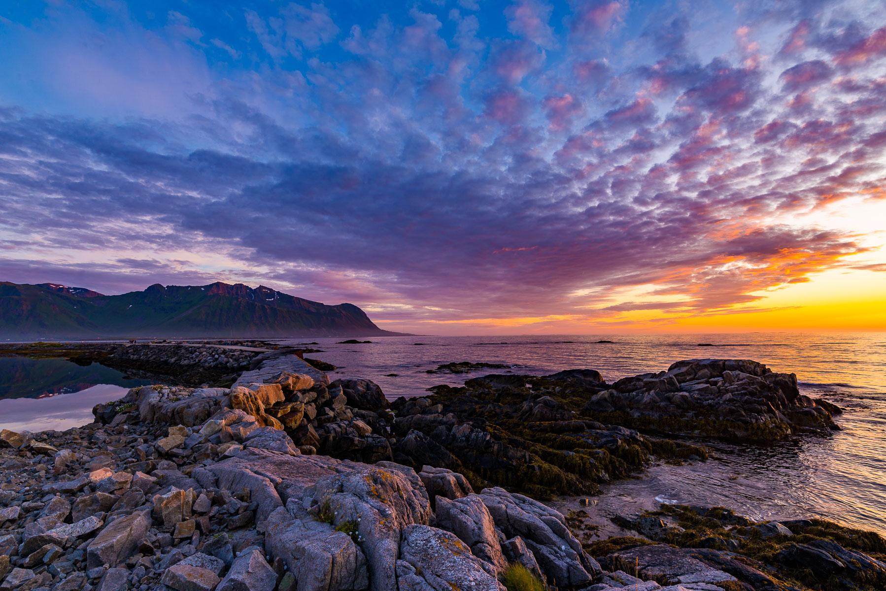 Gimsøya - Norway