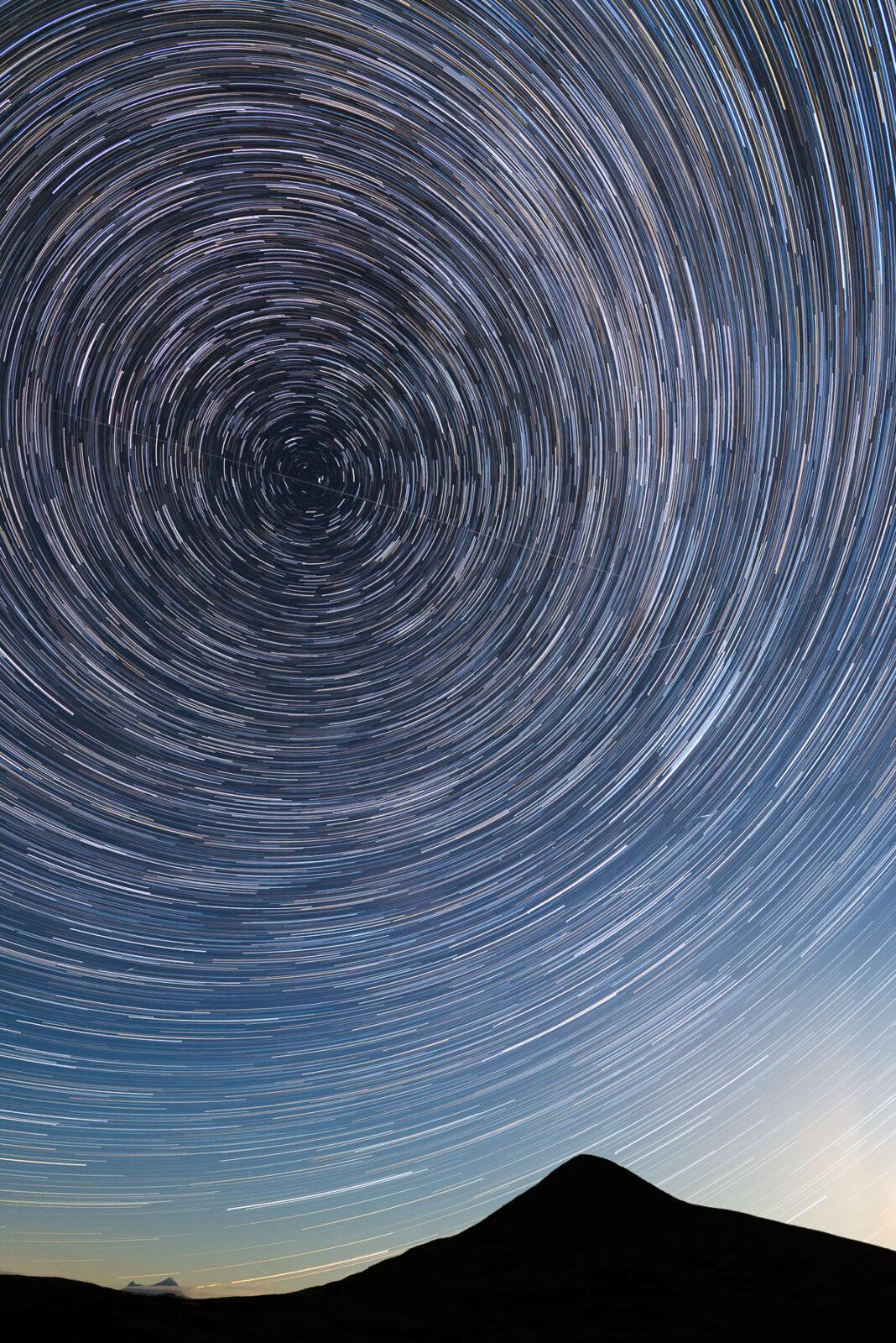 Muen og stjernene